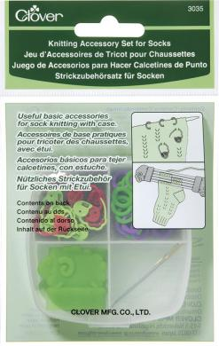 Knitting Accessory Set for Socks