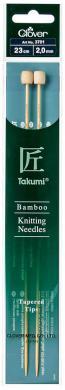 Takumi Bambus-Jackenstricknadeln
