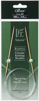 Takumi Bambus-Rundstricknadel