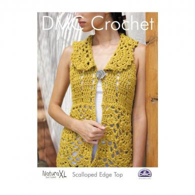 Wholesale DMC Croching-Instructions Waved Top