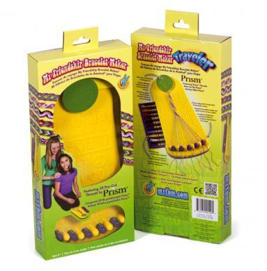 Clip Board Friendship Bracelet Maker