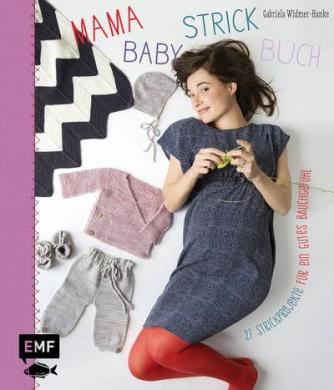 Wholesale MAMA-BABY-STRICK-BUCH
