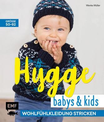 Großhandel Hygge Babys und Kids - Wohlfühl - Kleidung stricken