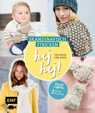 Großhandel HEJ HEJ! Skandinavisch stricken für Gross und Klein