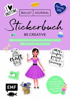 Bullet Journal Stickerbuch Be Creative