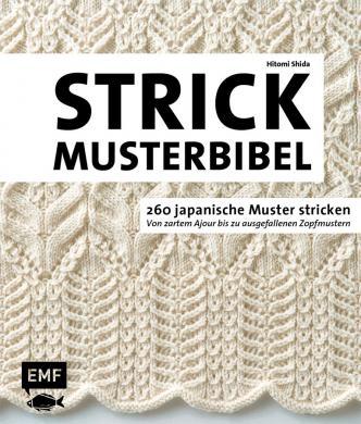 Die Strickmusterbibel: japanische Muster