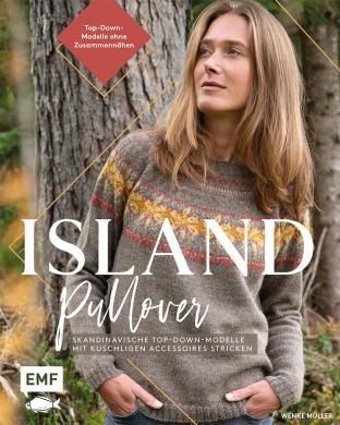 Island Pullover stricken