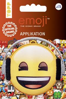 Großhandel Emoji Applikation Kopfhörer