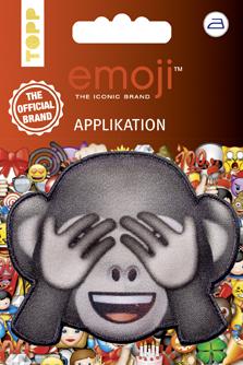Großhandel Emoji Applikation Affe - nicht sehen