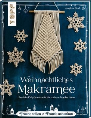Weihnachtliches Makramee