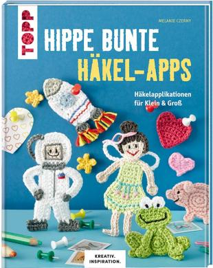 Wholesale Hippe bunte Häkel-Apps (KREATIV.INSPIRATION)