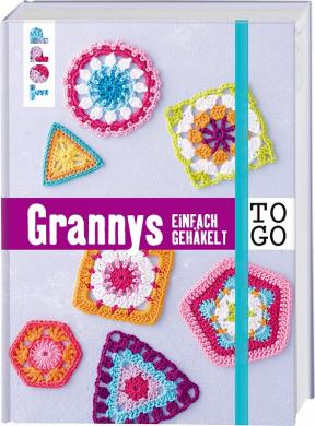 Großhandel Häkeln to go: Granny Squares