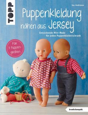 Großhandel Puppenkleidung nähen aus Jersey