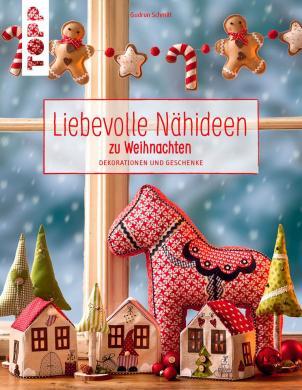 Großhandel Liebevolle Nähideen zu Weihnachten
