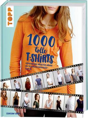 Großhandel 1000 tolle T-Shirts nähen