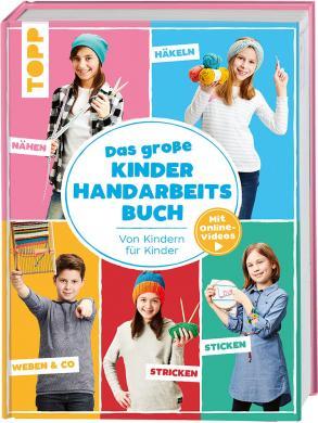 Großhandel Das große Kinderhandarbeitsbuch