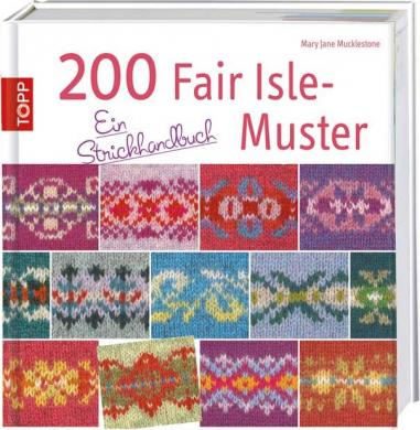Großhandel 200 Fair Isle-Muster
