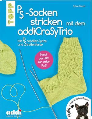PS-Socken stricken mit dem addiCraSyTrio