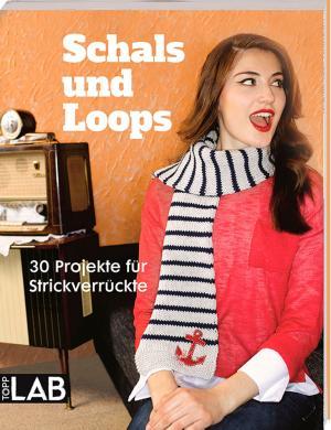 Großhandel Schals und Loops 30 Projekte für Strickverrückte