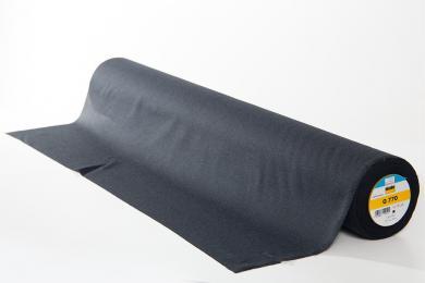 G770 bi-elastische Gewebefixiereinlage schwarz