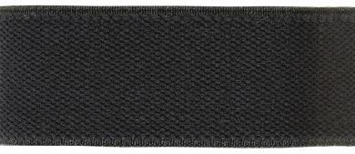 Großhandel Velour-Elastic 30 mm schwarz