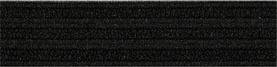 Großhandel Nahtbahnenband 20 mm schwarz