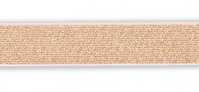 Color Elastic 25 mm roségold