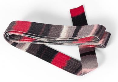 Großhandel Gurtband für Taschen 40 mm mehrfarbig Batik