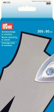 Großhandel Gewebeeinlage bi-elastisch 90cm weiß