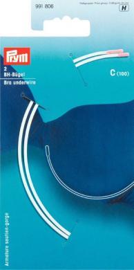 Großhandel BH-Bügel Gr. C (100) weiß