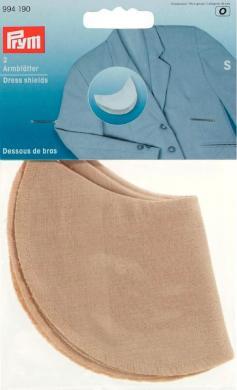 Dress shield size S beige            2pc