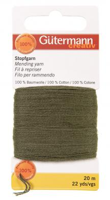 Darning Thread Cotton Col.9025