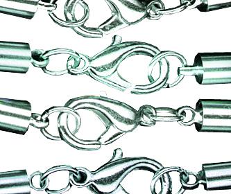Wholesale Lederbandverschluß