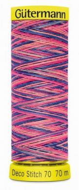 Deco Stitch 70  70 m Multicolour