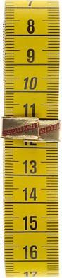 Maßband 150cm 19mm lose Clip