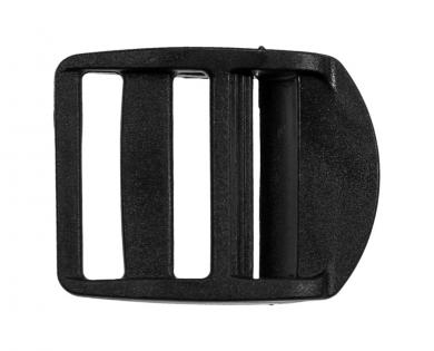 Klemm-Leiterschnallen KST 30 mm schwarz 2St