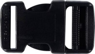 Steckschnalle KST 30mm schwarz