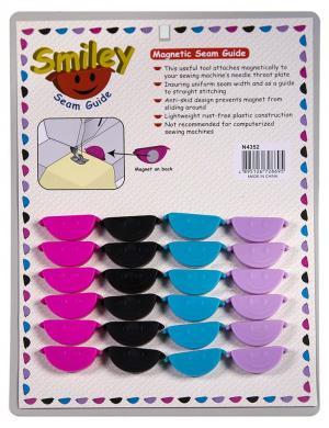 Großhandel Smiley Saumhilfe magnetisch 4x6 Sort.