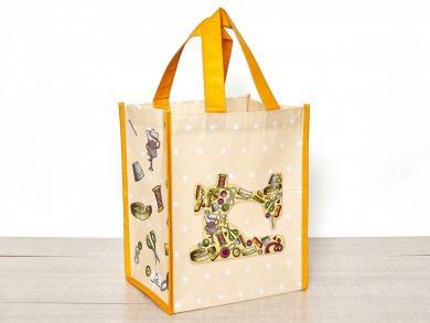 Shopping Bag Nähmaschine 24x19x29,5cm