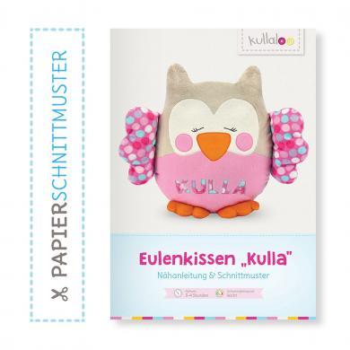 "Großhandel Kullaloo Booklet Eule ""Kulla"" Schnittmuster + Anleitung"