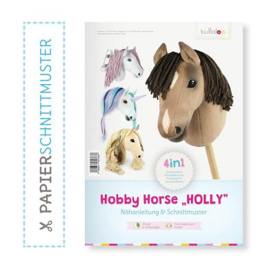 "Kullaloo Booklet Hobby Horse ""Holly"" Schnittmuster"
