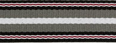 Belt Webbing Winter Stripes 40mm