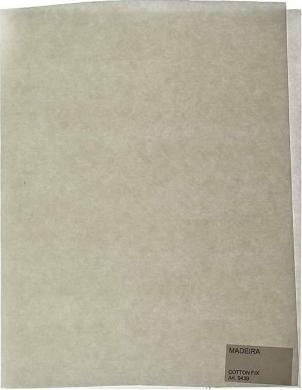 Cotton Fix selbstklebendes Stickvlies 25cm