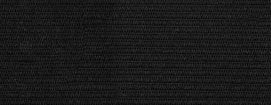 Großhandel Gummiband 35mm schwarz 50m