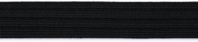 Nahtbahnenband 25mm schwarz
