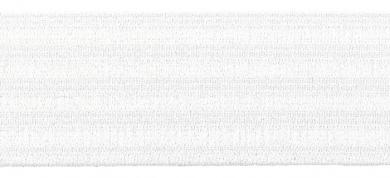 Großhandel Nahtbahnenband 40mm weiß