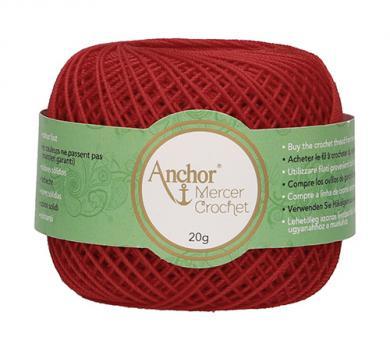 Mercer Crochet (Shiny Crochet Yarn) Size 10 20G