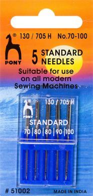 Großhandel Nähmaschinennadeln 130/705 Standard 70-100