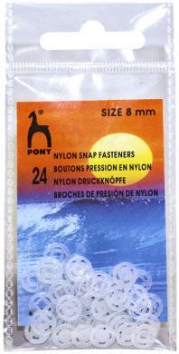 Großhandel Druckknöpfe PA 8mm