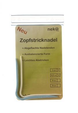 Großhandel Neko Zopfstricknadel